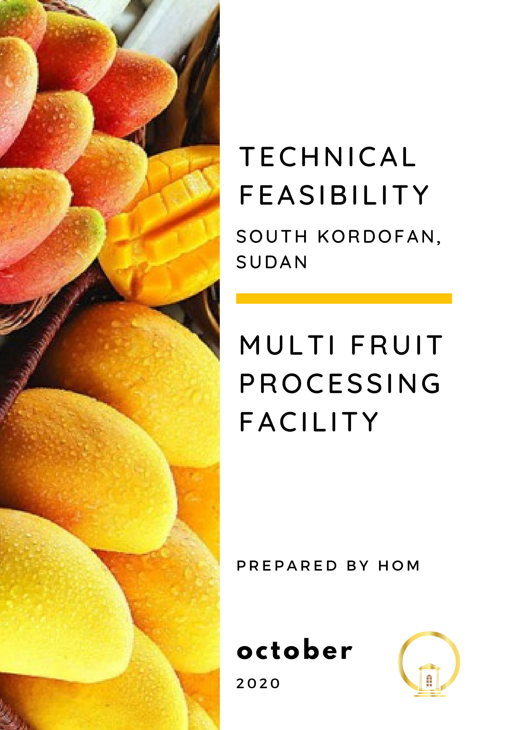 Multi Fruit processing facility-1