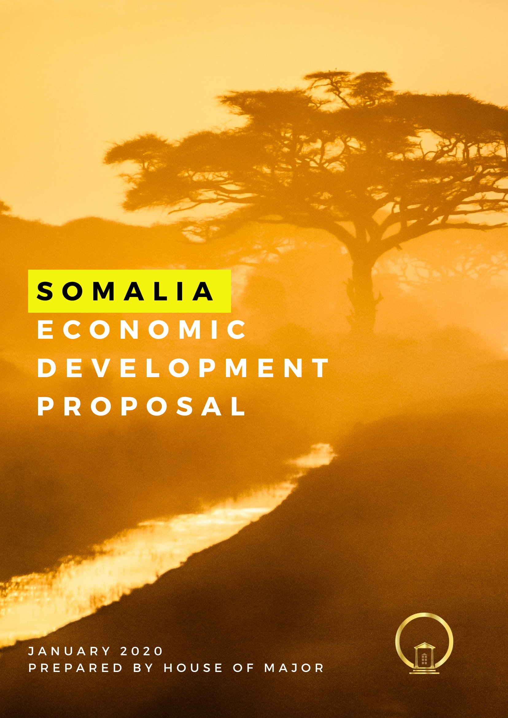 SOMALIA ECONOMIC DEVELOPMENT PROPOSAL-1